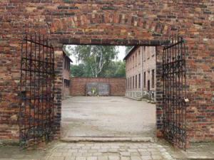 Execution wall Auschitz